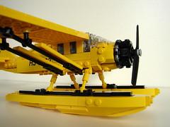 Bellanca CH-300 (13) (henrik.soeby) Tags: lego aircraft tintin bellanca