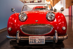 20160207 5DIII LeMay America's Car Museum 216 (James Scott S) Tags: art cars smile car museum canon scott james us washington automobile unitedstates pacific northwest antique wheels sigma s retro collection lucky transportation tacoma autos 35 americas collector lemay dated 5diii