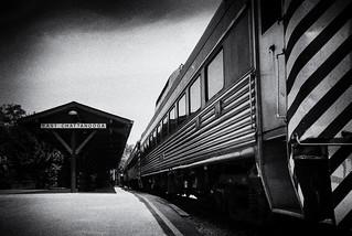 East Chattanooga Train Station II