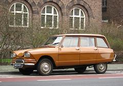 1968 Citroën Ami 6 Break (rvandermaar) Tags: 1968 citroën ami 6 break citroënami6break citroënami6 citroënamibreak citroënami citroenami citroen sidecode1 import am5480 rvdm