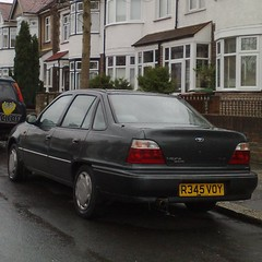 0o \+/ o0 (uk_senator) Tags: grey daewoo 1997 nexia