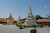 Stupa (Valerio Soncini) Tags: architecture cambodia kambodscha khmer stupa architektur phnompenh kh royalpalace khmerart