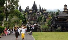 Besakih - Aufgang zum Mutter-Tempel Balis; Indonesien (1) (Chironius) Tags: bali indonesia besakih indonesien