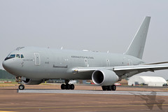 Boeing KC-767A MM62228 (Newdawn images) Tags: plane airplane aircraft aviation military jet airshow boeing tanker 767 riat airdisplay italianairforce 1403 raffairford militaryjet canonef24105mmf4lisusm canoneos7d kc767a mm62228