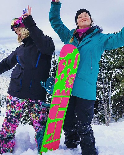 Snowboard Chicks