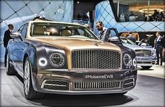 Bentley MulsannèEWB