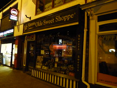 Mr Simms Olde Sweet Shoppe - London Road, Stockton Heath, Warrington (ell brown) Tags: greatbritain england shop warrington candy heart cheshire unitedkingdom chocolate balloon sweets nightshots a49 stocktonheath happyvalentinesday londonrd italianexpress mrsimmsoldesweetshoppe partycones mjays traditionalboiledsweets purveyoroffinestconfectionary
