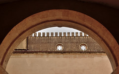 lines and curves 1 (martino.nicotra) Tags: italy castle lines architecture palace sicily