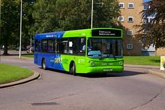 Beds County Council/Stagecoach Dennis Dart SLF Alexander 33182 VX51RBZ in Bedford (Mark Bowerbank) Tags: county bedford beds alexander dennis dart slf 33182 vx51rbz councilstagecoach