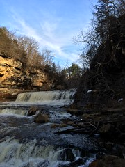 #Spring #Wisconsin #StatePark #WillowRiver #Trout #Fishing #Stream #Creek #River #Waterfall (mlmck) Tags: statepark wisconsin creek river waterfall spring fishing stream trout willowriver