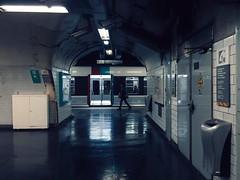 Train (mattmoak) Tags: paris train quai rer sncf saintmichel rerb