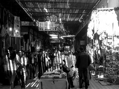 Medina of Marrakech (simon_berlin62) Tags: world life street light blackandwhite bw photography market northafrica morocco arab maroc marrakech maghreb medina marrakesh marokko  marrakesch 2016   nordafrika afriquedunord