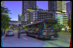 Black City Bus 3-D ::: HDR/Raw Anaglyph Stereoscopy (Stereotron) Tags: toronto ontario canada america radio canon eos stereoscopic stereophoto stereophotography 3d downtown raw control north kitlens twin anaglyph financialdistrict stereo stereoview to remote spatial 1855mm hdr province redgreen tdot 3dglasses hdri transmitter stereoscopy synch anaglyphic optimized in threedimensional hogtown stereo3d thequeencity cr2 stereophotograph anabuilder thebigsmoke synchron redcyan 3rddimension 3dimage tonemapping 3dphoto 550d torontonian stereophotomaker 3dstereo 3dpicture anaglyph3d yongnuo stereotron