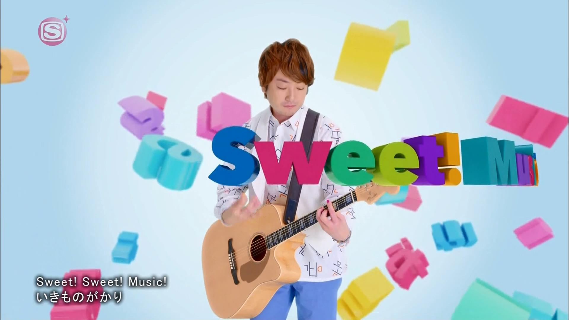 2016.03.16 いきものがかり - Sweet! Sweet! Music!(SSTVPlus).ts_20160316_231310.555
