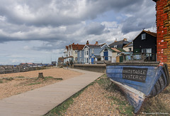 Whitstable boardwalk (Dave Lockwood DA12) Tags: beach outside outdoors boat kent seaside nikon skies outdoor sigma 1770 whitstable lightroom northkent niksoftware d7200 googlenik