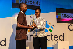 Microsoft Innovation Awards Winner the Education Catergory is SUKUUL