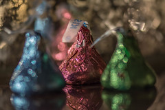 Hersheys kisses (melike erkan) Tags: macro spring nikon dof bokeh chocolate kisses hersheys hershey stillife 105mm