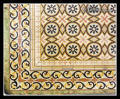 Pavimentos Burgueses en Cartagena (jarm - Cartagena) Tags: espaa architecture spain arquitectura artnouveau congreso espagne cartagena modernismo pavimento modernista hidrulico jarm
