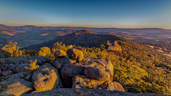 Tarana (The Photo Smithy) Tags: sunset dusk australia ridge nsw granite vista wilderness lithgow tarana evanscrown