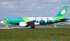 Aer Lingus A320-214 EI-DEO. 23/04/16. (Cameron Gaines) Tags: 2005 city red green its grass june st cn plane manchester was march little aircraft aviation may july first atlantic queen full virgin airline end april service after aer toulouse cobbles 16th current operating blagnac 31st named services airliner 6th a320 based sebastien taxiing on the livery lingus returned flew 2016 2015 entered delivered av8 a320200 senan planespotter repainted 2486 2013 avgeek initially runwa a320214 eideo greenspirit fwwiv w1415