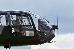 Gazelle (Bernie Condon) Tags: army aviation military helicopter britisharmy gazelle westland aac aacc middlewallop