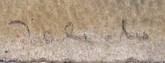 Francisco Toledo Gouache Painting Iguanas COA Misrachi Oaxaca Art (artnoy) Tags: art painting paper fineart oaxaca gouache coa iguanas franciscotoledo misrachi artnoygalnum2521