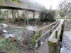 Bulborne bridges Berkhamsted (Ali-Berko) Tags: river march berkhamsted 2016 project365 bulborne