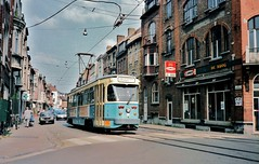 PCC 22 21 (brossel 8260) Tags: belgique tram gent gand mivg