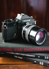 Nikkormat FT2 (along4u) Tags: camera film 35mm nikon nikkor 135mm nikkormat cameraporn nikkormatft2 alongphoto alongphotography