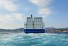 Sillage (Dorian Duplex) Tags: mer ferry port eau jean corse corsica jour ciel ajaccio bulle montagnes nicoli sncm sillage skyporn