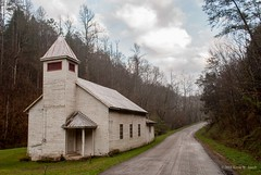 Church On Bellamy Road (Back Road Photography (Kevin W. Jerrell)) Tags: abandoned rural virginia faith country churches explore christianity houseofworship countryscenes nikond60 scottcounty ruralchurches countrychurches backroadphotography