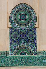 Exterior Mezquita Hassan II (Pablo Rodriguez M) Tags: mosque morocco maroc mezquita casablanca marruecos mosque hassanii