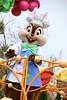 Hippity-Hoppity Springtime (sidonald) Tags: tokyo disney parade chip tokyodisneyland tdl パレード tdr tokyodisneyresort ディズニーランド チップ ヒピホピ ディズニー・イースター hippityhoppityspringtime disneyseaster2016