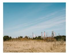 st-romuald (Mriol Lehmann) Tags: canada industry landscape oil industries