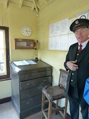 Train Movement Register (Thomas Kelly 48) Tags: wales lumix panasonic llangollen signalbox fz150