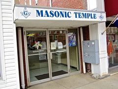 Masonic Temple, Circleville, OH (Robby Virus) Tags: county ohio building temple lodge masonic masons fraternal organization freemasons circleville pickaway