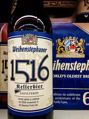 Weihenstephaner 1516 Kellerbier - Bayerische Staatsbrauerei Weihenstephan Freising Germany (mbell1975) Tags: beer germany virginia us unitedstates cerveza german bier cerveja fairfax birra freising bire deutsch piwo biere bayerische 1516 pivo bira l weihenstephan kellerbier weihenstephaner staatsbrauerei
