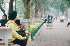 (. Daniel Pham .) Tags: street city travel winter portrait people film cityscape kodak journal streetlife vietnam explore human portraiture lonelyplanet hanoi natgeo portra160 streetography vsco danielpham vscofilm