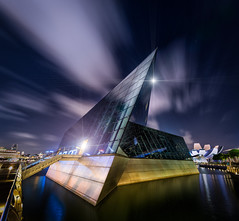 Nite Rider (.Randy.) Tags: longexposure nightphotography architecture design
