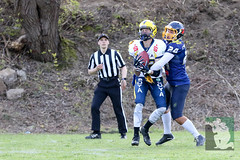 "GFL2 Hildesheim Invaders vs. Assindia Cardinals (Testspiel) 24.04.2015 078.jpg • <a style=""font-size:0.8em;"" href=""http://www.flickr.com/photos/64442770@N03/26648054356/"" target=""_blank"">View on Flickr</a>"