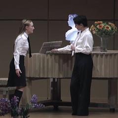 Proper Uniform 5, Schoolgirl Governess (Meinhardis66) Tags: rock tie maid bluse krawatte dienstmdchen governess gouvernante schuluniform schleifenbluse zchtig hochgeschlossen properuniform