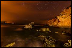 Cala Corral ,Eivissa (jordi_nll) Tags: longexposure sky lightpainting night stars noche long exposure cel cielo nubes estrellas nocturna nit startrails distinguished fantstic beniarrs