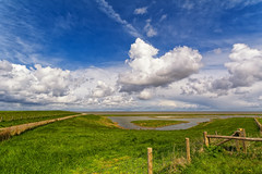 Clouds Over The Clay Pit (Alfred Grupstra Photography) Tags: sea sky clouds landscape nederland nl noordholland claypit denoever