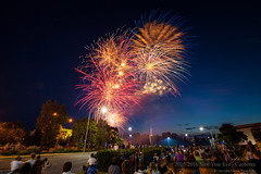 2015/2016 New Year Eve Fireworks in Canberra (Stinger_Y_Y) Tags: fireworks australia canberra newyeareve  2016 2015