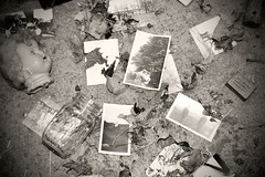A New Pocket Game for Past-Time (henjsmi) Tags: new old white black game abandoned leaves dark lost photography early buffalo doll time photos native head antique indian 1800s creepy jar and late behind left past nickle 1900s