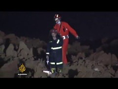 Devastating mudslide leaves 91 people missing in China (thenewsvideos) Tags: china people leaves missing mudslide devastating
