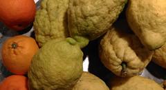 cedro vs orange (r0sejam) Tags: italy food orange fruit sicily catania 2015 cedro