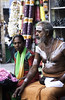 (esther.park) Tags: india chennai flowerseller mylapore kapaleeswarartemple
