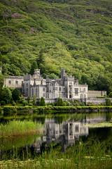 Kylemore Abbey in Ireland (alexandre.rosa77) Tags: ireland abbey connemara kylemore