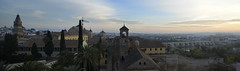 Panoramic Cordoba at morning light (Oguzhan Amsterdam) Tags: morning bridge panorama photography spain view cathedral roman grand panoramic espana cordoba mezquita gran andalusia oguzhan